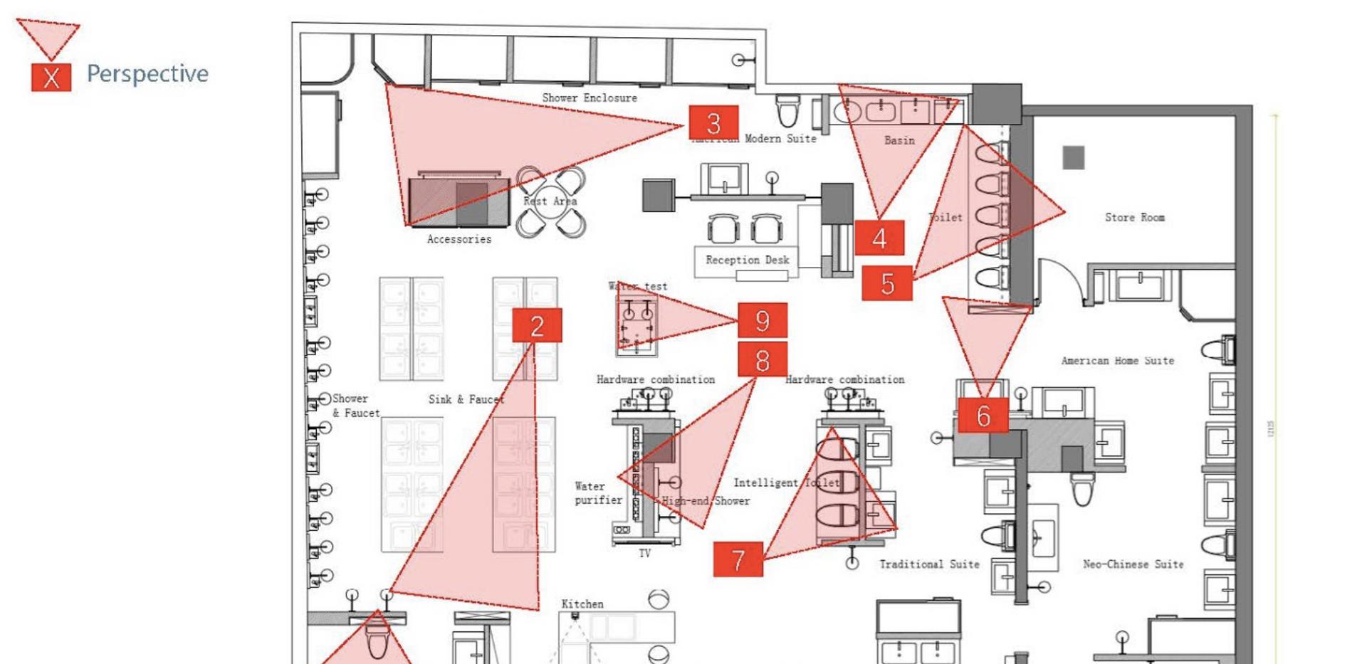 Shanghai Floorplan