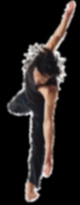 Hip Hop Contemporary Dancer