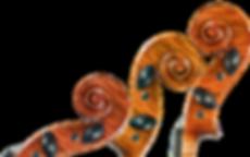 Aprendiz Música - braço de violino, viola e celo