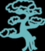 Дерево памятник на могилу