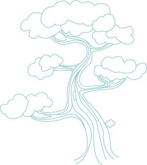 Sketch of a Montessori tree