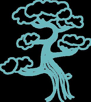 Tree vector graphic