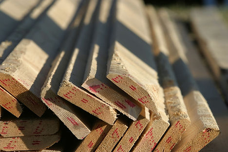 Wood is one of major home building components