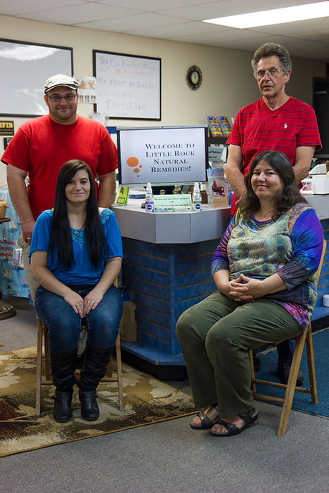 Staff of Little Rock Natural Remedies