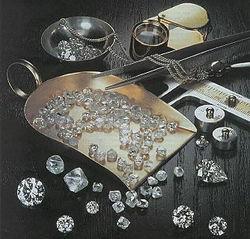 compro diamantes