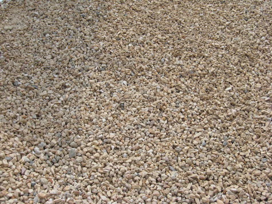 decorative stone mulch