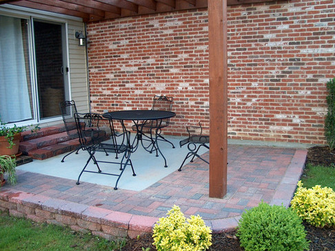 Patio - Fresh Start Outdoors