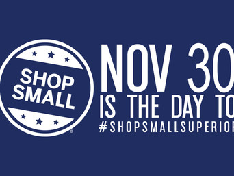 Shop Small For Big Rewards