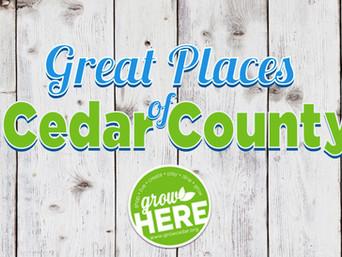 Keeping Cedar Great