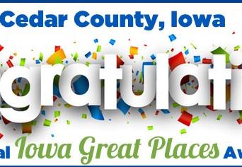Cedar County, An Iowa Great Place