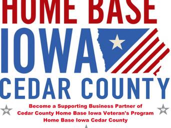 Home Base Iowa Cedar County