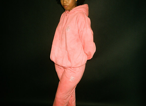 Dyed ROSE Sweatsuits