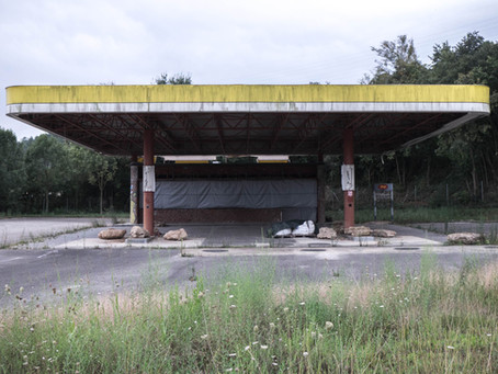 $210,000 For an Owner of a Gas Station Damaged by Fire