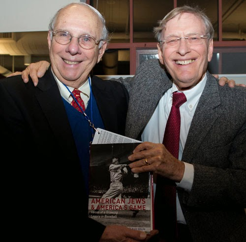 Larry and Bud Selig