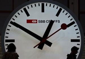 Pontualidade Suíça