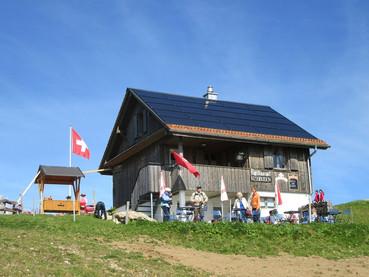 Monte Rigi, a Suíça como ela é