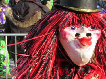 Carnaval na Suíça