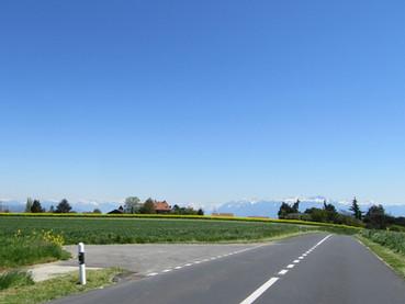 7 dicas para dirigir nas estradas suíças