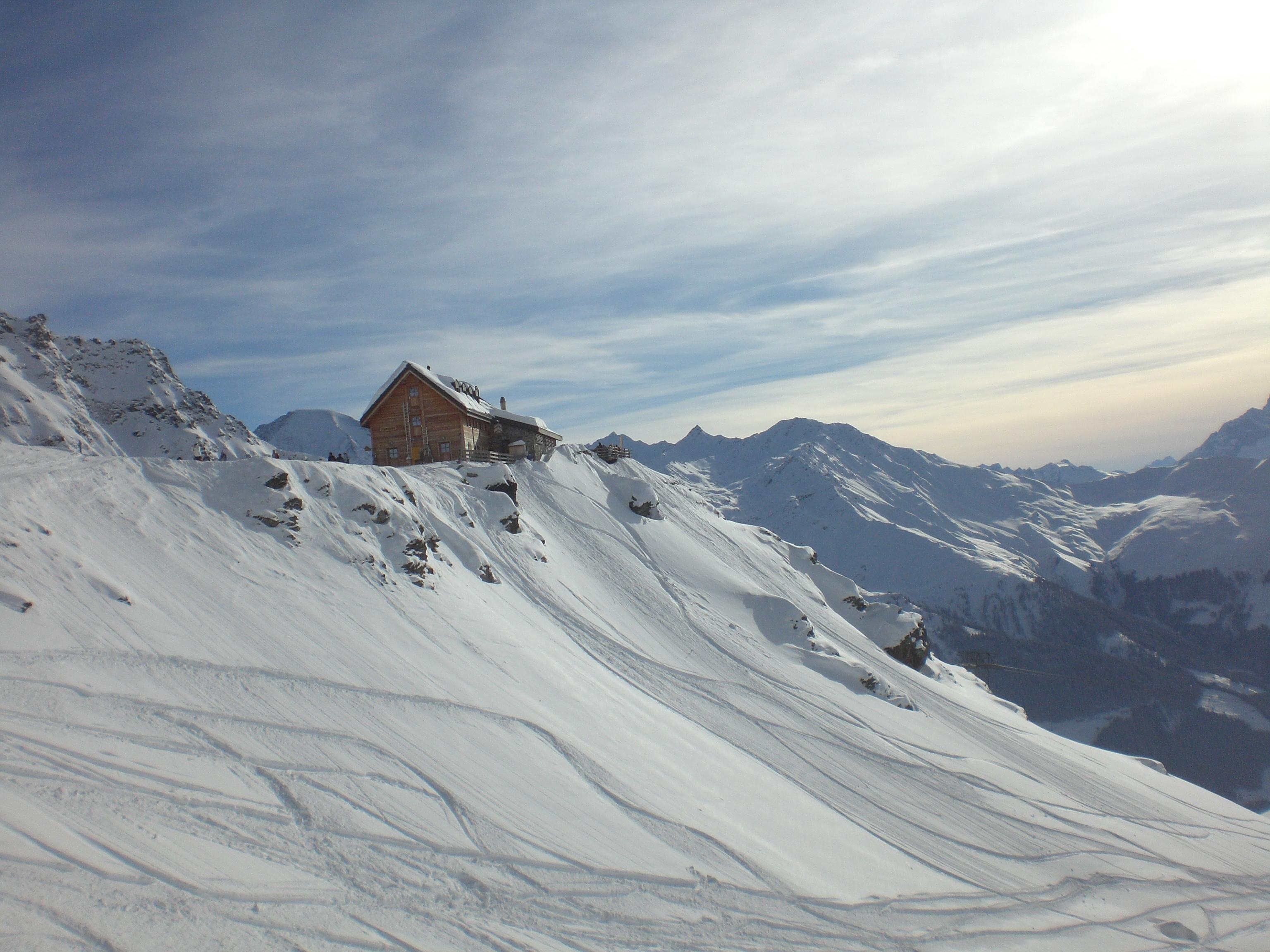 Verbier - Cabana Mont Fort