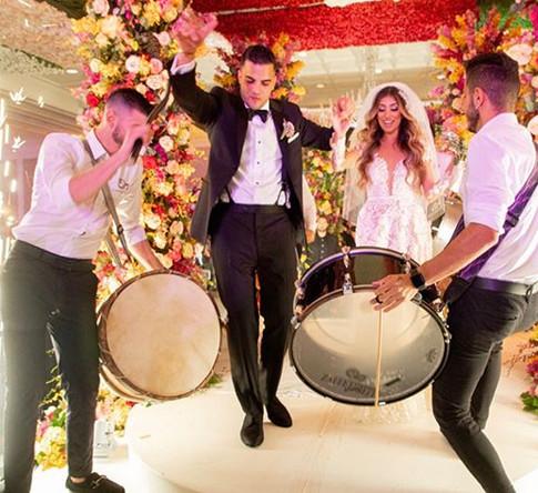 Miranda & Blake  Always our pleasure! Wo