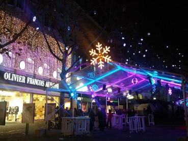 Natal em Lausanne, na Suíça