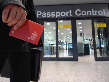 Imigração e estrangeiros na Suíça