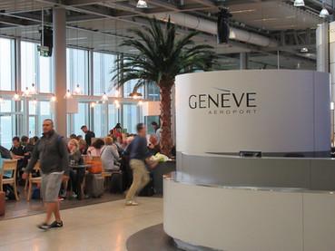 Falsa bomba no aeroporto de Genebra