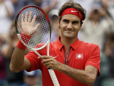 Roger Federer, mais suíço, impossível