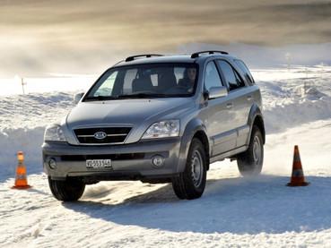 Como dirigir na neve
