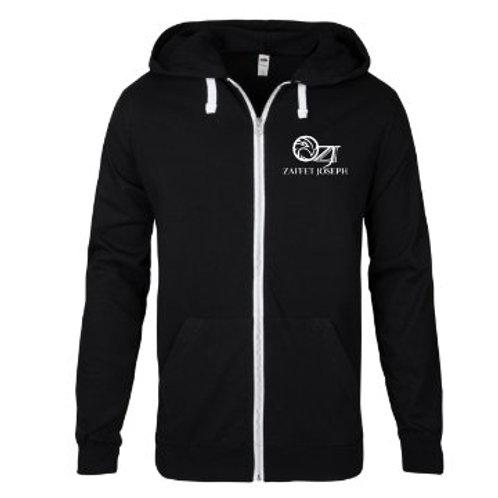 Zip Hooded Sweatshirts