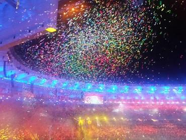 Coração Brasileiro nas Olimpíadas