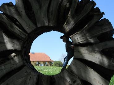 Esculturas e Jardins do Château de Villierens