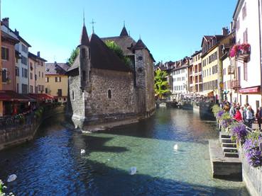 Annecy, imperdível a partir de Genebra