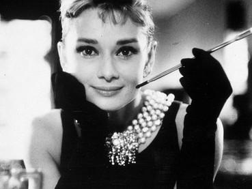Audrey Hepburn e a Suíça