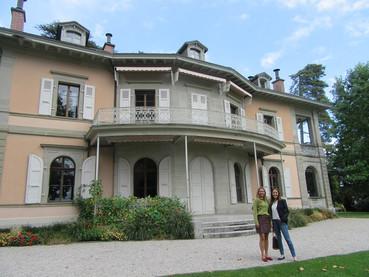 Fondation de l'Hermitage, o museu mais charmoso de Lausanne