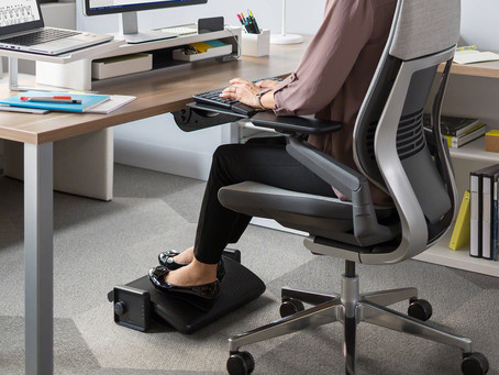 Footrests - The Unsung Heroes of the Office