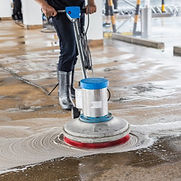 asian-worker-cleaning-sand-wash-exterior