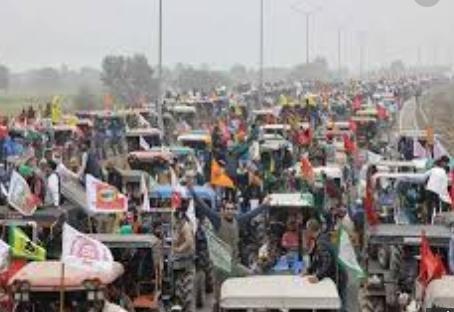 بھارت میں کسانوں کا احتجاج جاری، ٹریکٹر مارچ کی تیاریاں، پولیس کی چھٹیاں منسوخ