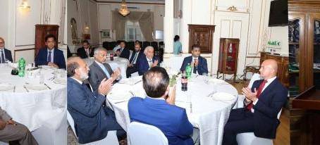 پاکستان میں پینے کے صاف پانی کے پلانٹس قائم کرنا مخیر شخصیت آر صابرکا اقدام قابل تعریف ہے