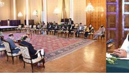صدر مملکت ڈاکٹر عارف علوی کا ڈیجیٹل میڈیا انفلوئنسرز کے ساتھ نشست میں اظہار خیال