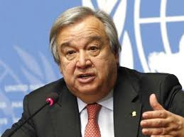 اقوام متحدہ کے سیکٹری جنرل انتونیو گوترس کی صحافیوں کو تحفظ فراہم کرنے کی اپیل