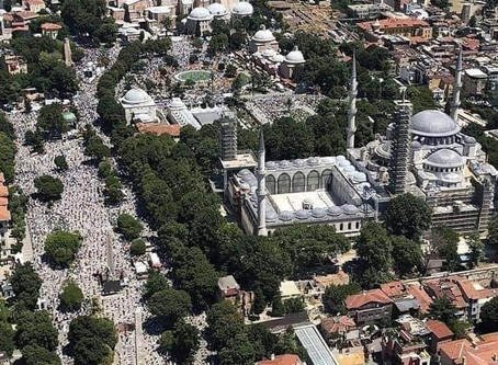 آیا صوفیہ اور سلطان محمد فاتح رحمہ اللہ کی تلوار