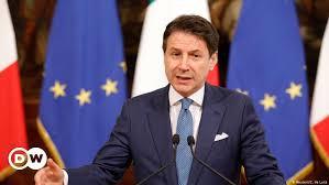 اٹلی کے وزیراعظم جوزبے کونٹے اپنے عہدے سے مستعفی ہو گئے