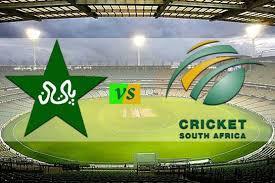 پاکستان اور جنوبی افریقا کے درمیان آخری ٹی ٹونٹی میچ (کل) کھیلا جائے گا، پاکستان کو 1-2 کی برتری