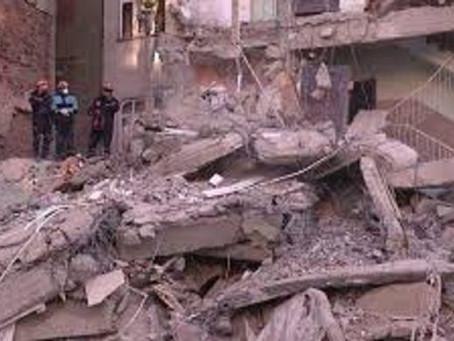 ترکی میں زلزلے سے اموات100 ہو گئیں، امدادی کارروائیاں جاری