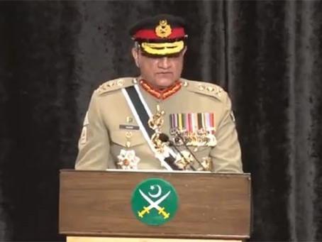 پاکستان ایک امن پسند ملک ہے، لیکن اگر ہم پر جنگ مسلط کی گئی تو ہم اینٹ کا جواب پتھر سے دینگے