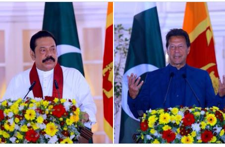 وزیراعظم عمران خان کے دورے سے دونوں ممالک کے درمیان مشترکہ تعاون اور دوستی مزید مضبوط ہوئی ہے،مہندا