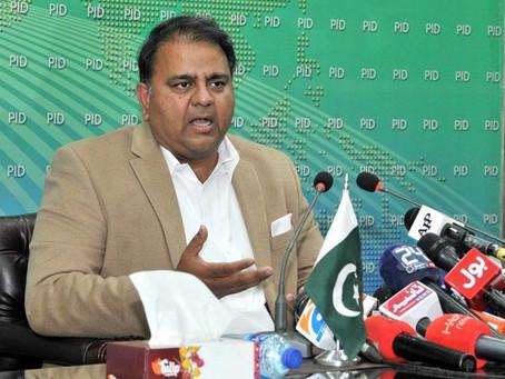 شفاف سینیٹ انتخابات الیکشن کی ذمہ داری ہے، چوہدری فواد حسین