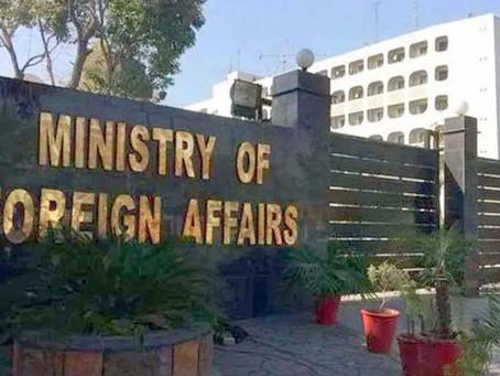 پاکستان خلیج تعاون کونسل اور اس کے رکن ممالک کے ساتھ اپنے تعلقات کو بہت اہمیت دیتا ہے
