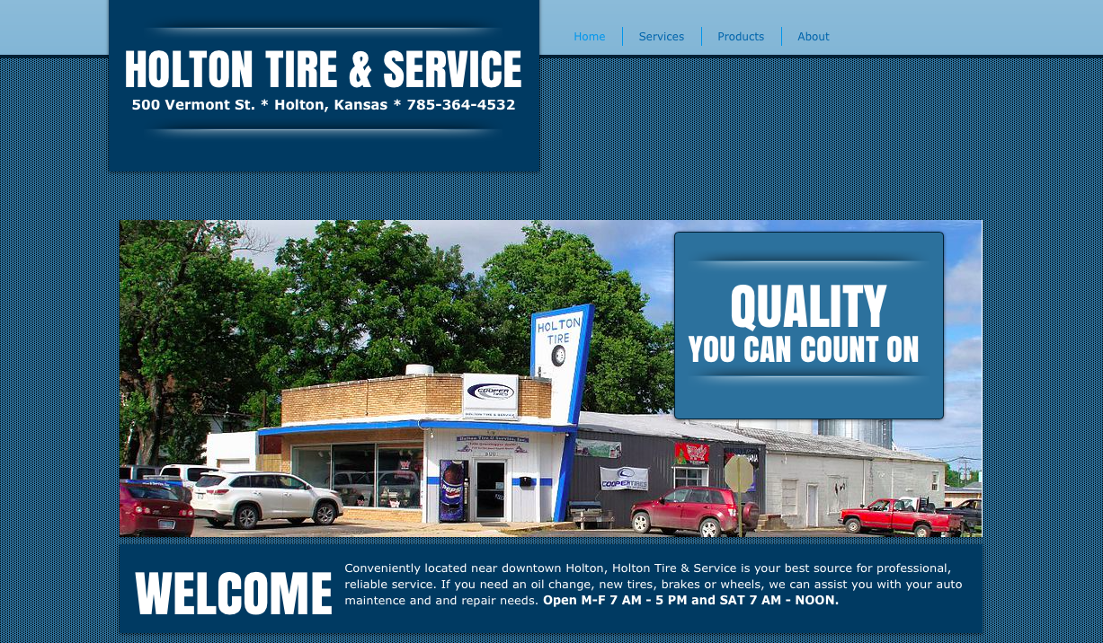 Holton Tire & Service